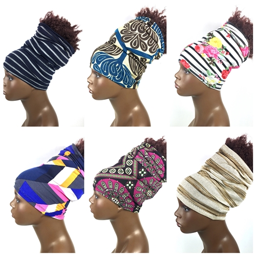 Headbands/Tubes-Prints