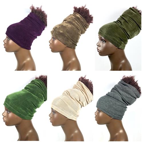 Headbands/Tubes-Solids