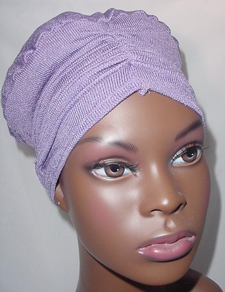 Turban-Lavender