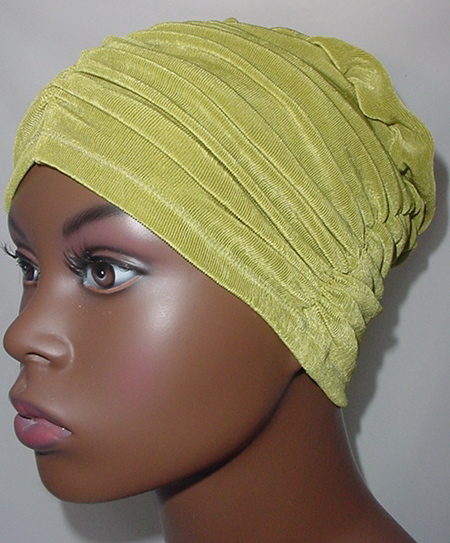 Turban-Lime Green